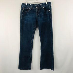 Miss Me Jeans - Miss Me easy boot denim jeans SZ 32
